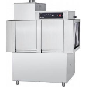 Машина посудомоечная конвейерная, 500х500мм,  95кор/ч, правая, доз.опол.+моющ., моющий насос, рекуператор