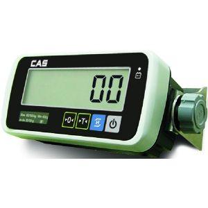 Индикатор весовой для платформенных весов, настенный, ЖК-дисплей, подключение от сети, RS-233