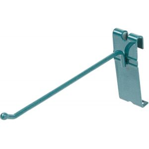 Крюк 6» (152мм) для настенной решётки WG, сталь с покрытием Metroseal3-Microban, для влажных помещений