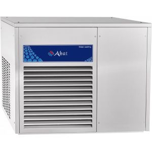 Льдогенератор для чешуйчатого льда,  400кг/сут, без бункера, вод.охлаждение, корпус нерж.сталь
