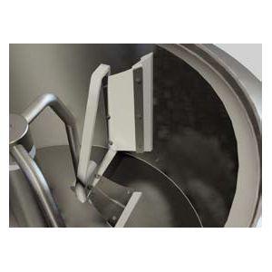 Скребок боковой для котла пищеварочного CBTE 310, нерж.сталь