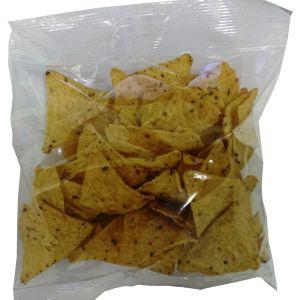 Чипсы кукурузные «Начос» с солью, 85г.
