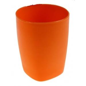Стакан 0,3 л., поликарбанат, оранжевый