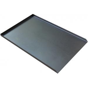 Противень для печи для хлеба подовой ХПЭ, 700х460х20мм, сталь, 3 борта