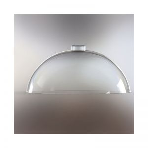 Крышка для вставки 129894 и 129893, D 35см h 18см, пластик прозрачный