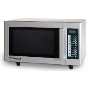 Печь микроволновая традиционная, 23л, управление электронное, корпус нерж.сталь+ABS (дверь), 220V, СВЧ 1000Вт (Без оригинальной упаковки)