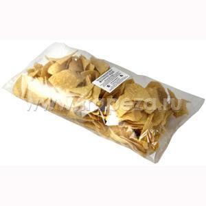 Чипсы кукурузные «Начос» с солью, пакет, 500г.
