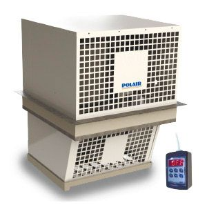 Моноблок холодильный потолочный, д/камер до   7.50м3, -5/+5С