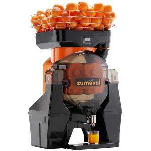 Соковыжималка для цитрусовых, электрическая, настольная, автоматическая, 28шт./мин, электронное управление, бункер, оранжевая, кран нерж.сталь