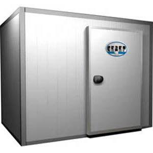 Камера холодильная замковая,  33.30м3, h2.16м, 1 дверь расп.правая, ППУ80мм (Уценённое)