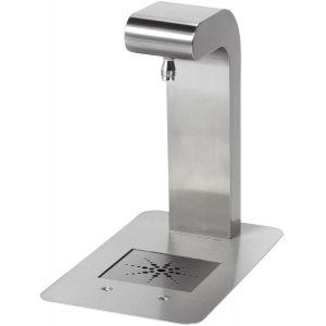 Кран для водонагревателя подстоечного, 2 кнопки, высота до крана 152мм