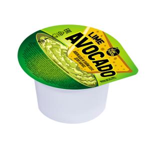 Соус для начос Авокадо и лайм, пласт. банка, 100 г.