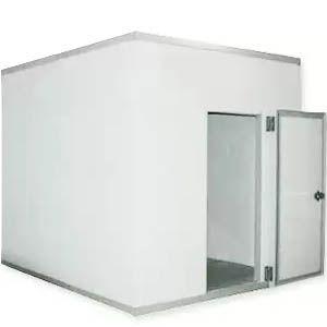 Камера комбинированная из строительных панелей,  25.10м3, h2.20м, 2 двери расп. правые, ППУ80мм