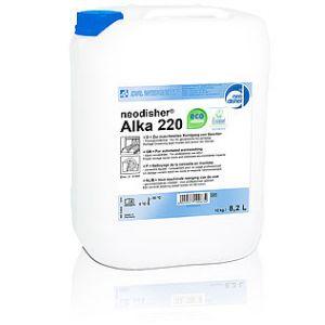 Средство моющее для посудомоечных машин щелочное, жидкое, интенсивное Neodisher Alka 220,12кг.