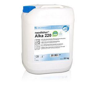 Средство моющее для посудомоечных машин щелочное, жидкое, интенсивное Neodisher Alka 220, 25кг.