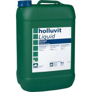 Средство моющее для посудомоечных машин для жесткой воды, содержит хлор Holluvit Liquid 16кг.