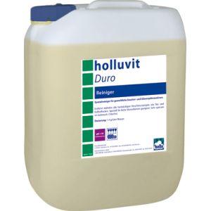 Средство моющее для посудо/стакано/моечных машин, щелочное, для жесткой воды Holluvit Duro 27кг.