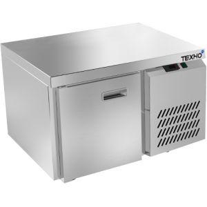 Стол холодильный низкий, GN1/1, L0.90м, без борта, 1 дверь глухая, ножки, -2/+10С, нерж.сталь, дин.охл., агрегат справа