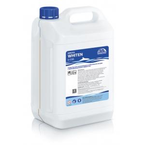 Средство моющее дезинфицирующее хлорсодержащее для замачивания и отбеливания посуды Imnova Whiten 5л