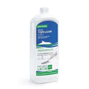 Средство моющее для поверхностей на пищевых производствах, сильнощелочное  Imnova TOPCLEAN 1л.