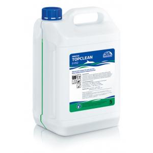 Средство моющее для поверхностей на пищевых производствах, сильнощелочное  Imnova TOPCLEAN 5л.