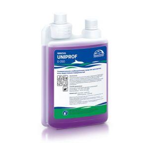 Средство моющее универсальное для всех водостойких поверхностей на пищевых производствах Imnova UNIPROF 1л. с дозатором