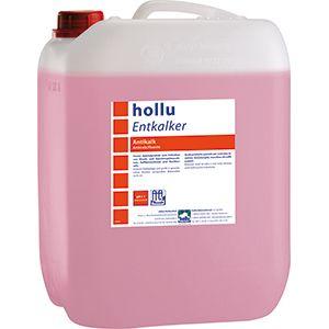Средство моющее для удаления накипи с кухонного и промышленного оборудования, кислотное, концентрат Hollu Entkalker 14кг.