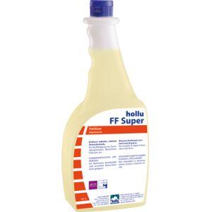 Средство моющее щелочное для печей, плит, грилей, фритюров Hollu FF Super 1л.