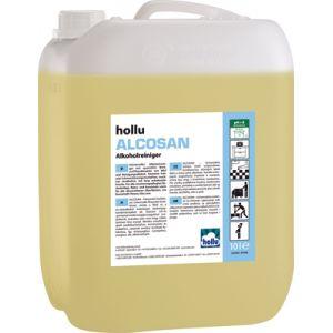 Средство моющее для  полов, универсальное, д/ручной и машинной мойки Alkosan 10л.