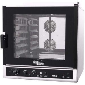 Пароконвектомат газовый инжекторный,  6GN1/1(6EN), электромех.управление, реверс