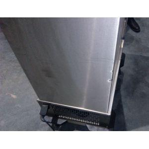 Термоконтейнер охлаждаемый передвижной, 1 дверь глухая, 30GN1/1-65, колеса, +2/+8С, нерж.сталь (Уценённое)