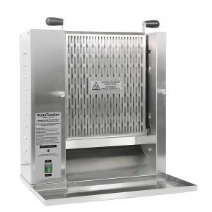 Тостер конвейерный, вертикальный, для булочек, контактный, эл.-мех. упр.