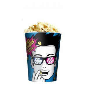 V 32 «Поп-Арт», стакан бумажный для попкорна