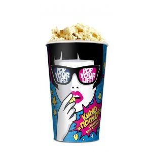 V 46 «Поп-Арт», стакан бумажный для попкорна