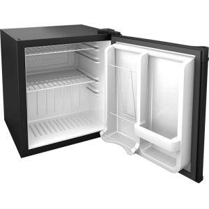 Шкаф холодильный д/напитков (минибар),  48л, 1 дверь глухая, 2 полки, ножки, 0/+10С, стат.охл., черный