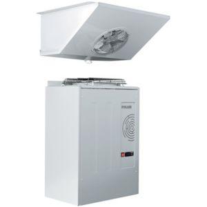 Сплит-система холодильная, д/камер до   7.50м3, -5/+10С, крепление вертикальное, Professionale