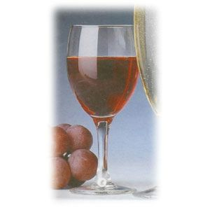 Бокал для вина 120мл ELEGANCE
