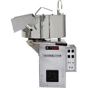 Попкорн аппарат, 60oz, Cornado, правая рукоятка, переключатель соль/сахар, подогреваемая система подачи масла, EAC