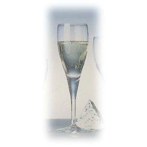Бокал для шампанского (флюте) 165мл FIORE