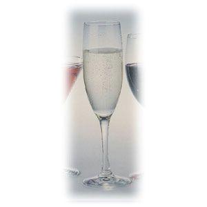 Бокал для шампанского (флюте) 180мл DIAMANTE