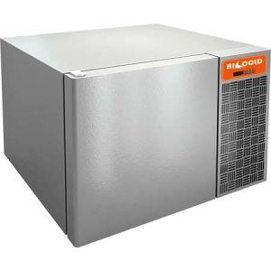 Шкаф шоковой заморозки/охлаждения,  3GN2/3, агрегат воз.охл., загрузка 5/7кг, эл.упр., ножки, дин.охл., 1 дверь левая