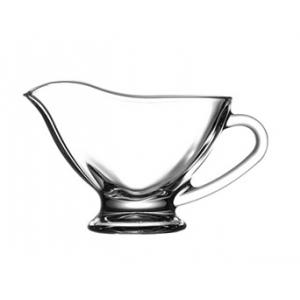 Соусник 170 мл Бэйзик, стекло прозрачное