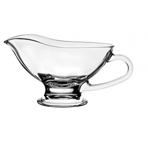 Соусник 250 мл Бэйзик, стекло прозрачное