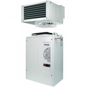 Сплит-система холодильная, д/камер до   5.20м3, -5/+10С, крепление вертикальное