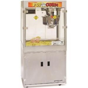 Попкорн аппарат, 52oz, Spartan, база, переключатель соль/сахар, насос, дисплей температуры