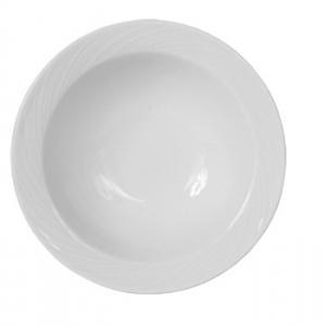 Салатник 130мл D 13,5см h 3,5см SPYRO цвет белый, фарфор