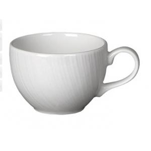Чашка кофейная 85мл D 6см h 4,5см SPYRO цвет белый, фарфор