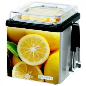 Топпинг-система для лимонов, термоизолированный корпус, 1GN1/6-150, крышка