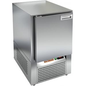 Стол морозильный, GN2/3,  L0.57м, без столешницы, 1 дверь глухая, ножки, -10/-18С, нерж.сталь, дин.охл., агрегат нижний