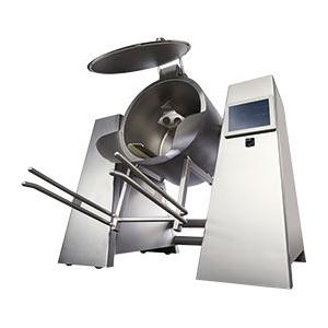 Массажер для мяса неполной загрузки напольный, дежа 300л, загрузка 220кг, вакуумный, регулировка скорости, колеса